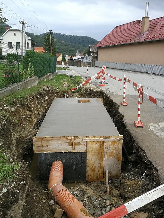 Rekonštrukcia vodovodu