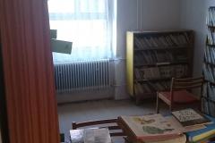 Bývalý byt v materskej škole - havaríjny stav - začiatok rekonštrukcie
