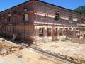 Výstavba bytovky nad MŠ