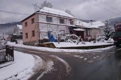 Rekonštrukcia fasády a strechy obecného úradu