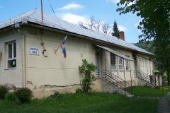 Materská škola - havaríjny stav 2011