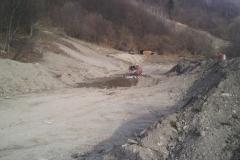 Výstavba zasakovacej jamy v Reke - Realizované na základe finančnej podpory Úradu vlády SR